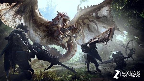 《怪物猎人XX》国际版将支持简体中文