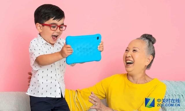 亚马逊推新Fire HD 8平板电脑和儿童平板电脑