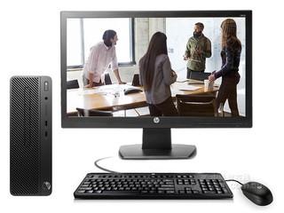 惠普280 G3 SFF(i3 8100/4GB/1TB/19.5LCD)