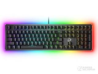 达尔优EK925暗夜流光RGB机械键盘(青轴)