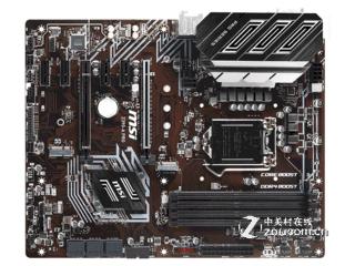 微星Z390-A PRO