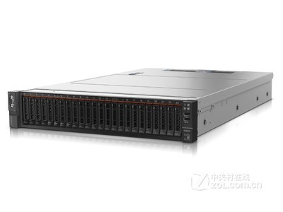 联想 ThinkSystem SR650(Xeon 铜牌3106*2/16GB*4/600GB*4)【官方认证采购渠道】