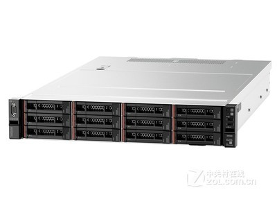 联想 ThinkSystem SR590(Xeon 铜牌3104/16GB*2/4TB*2)