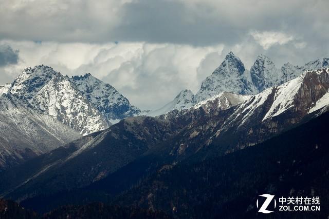 摄影实战技巧 拍雪山为什么要带长焦?