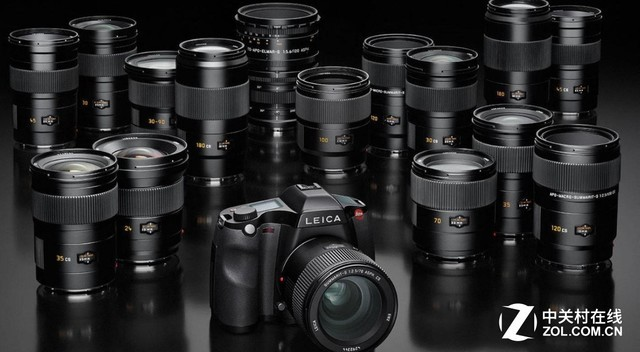 6400万像素 徕卡宣布中画幅相机S3研发计划