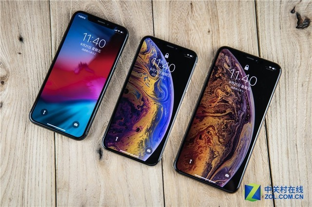 iPhone XS系列上手 凭这些和安卓刚正面(不发布)