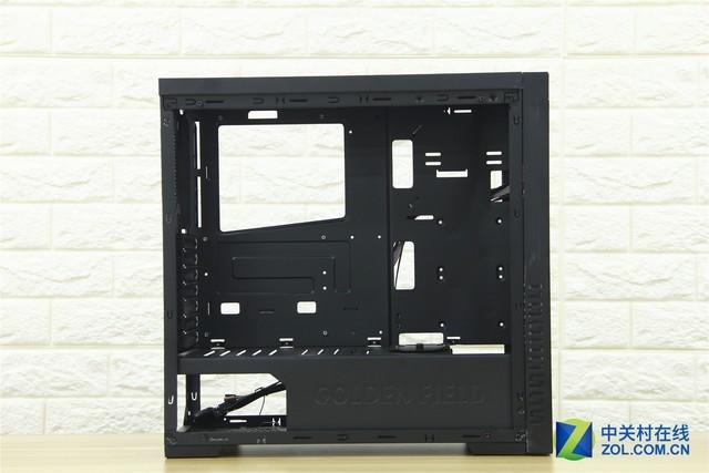 金河田峥嵘Z9B机箱怎么样?