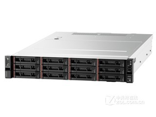 联想ThinkSystem SR590(Xeon 铜牌3106*2/16GB*2/300GB*3)