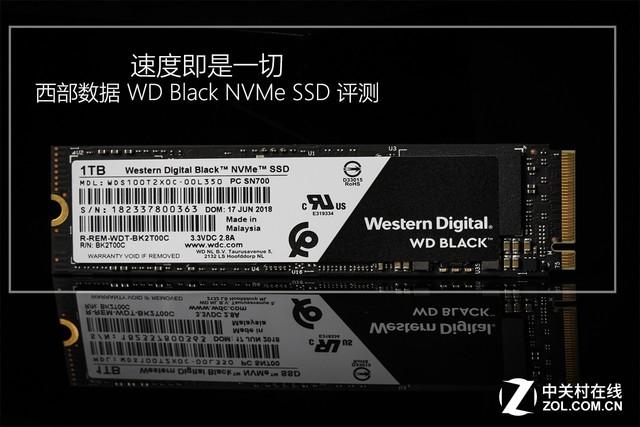 """""""穿衣显瘦 脱衣有肉""""的西部数据 SSD评测"""