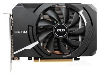 微星GeForce RTX 2060 AERO ITX 6G OC