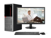 联想ThinkCentre E95(G4600/4GB/1TB/集显/19.5LCD)