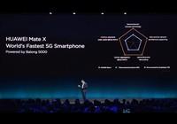 华为Mate X(8GB/512GB/全网通/5G版)发布会回顾2