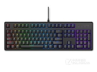 雷柏V808RGB幻彩背光游戏机械键盘
