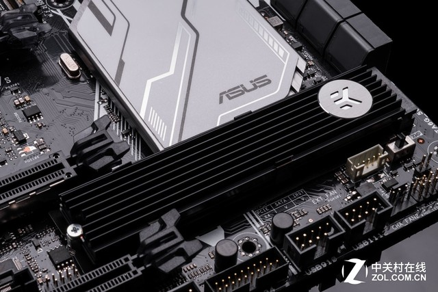 EK与英特尔Optane 905P固态硬盘共同开发散热器