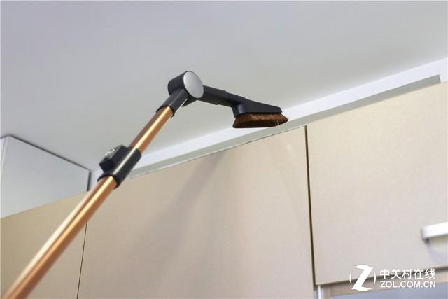 高效吸尘更节能 莱克魔洁M12吸尘器评测