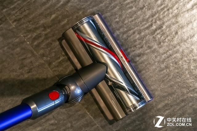 吸力提高40% 续航60分钟 戴森V11吸尘器发布!