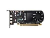 戴尔NVIDIA Quadro P400 2GB 3 mDP
