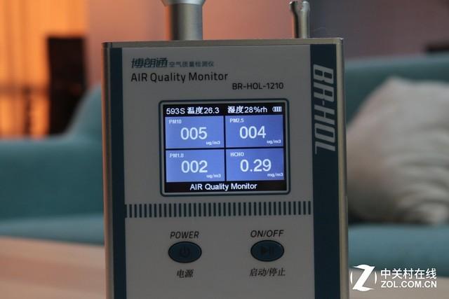 除湿净化两开花 欧井OJ-223E评测