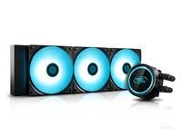 九州风神(DEEPCOOL)水元素360 ARGB CPU水冷散热器