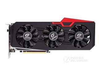 七彩虹iGame GeForce RTX 2060 SUPER Ultra OC