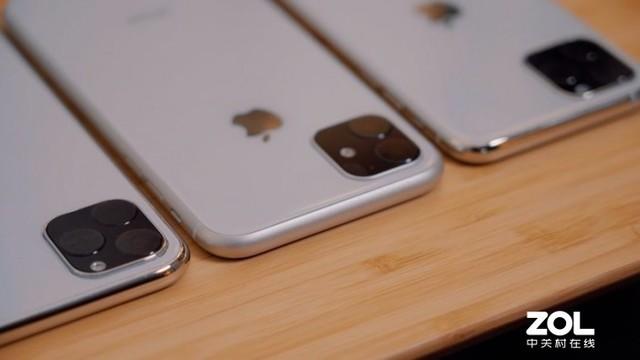 三款iPhone 11再曝光 尺寸像素都出来了