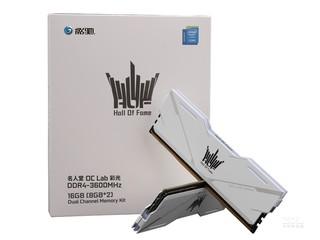 影驰HOF OC LAB 彩光 16GB DDR4 3600