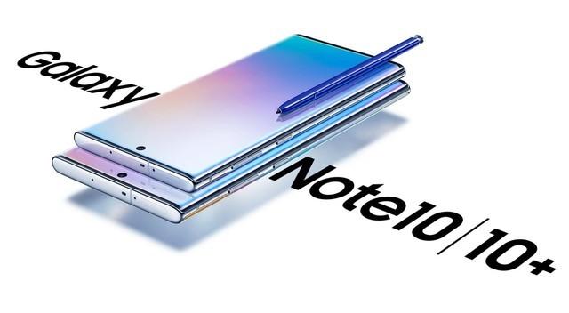 三星Note10隔空对比iPhone XS Max完胜