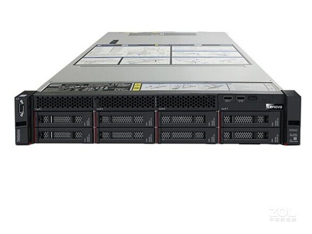 联想ThinkSystem SR650(Xeon 银牌4210/16GB/3TB)
