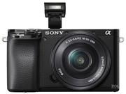 索尼 A6100L套机(16-50mm)索尼(SONY)ilce-6100L/A6100L 数码微单相机Alpha 6100 (16-50)套机