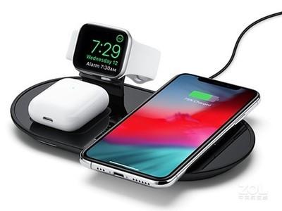 苹果 mophie三合一无线充电板(7.5W)询价微信18611594400