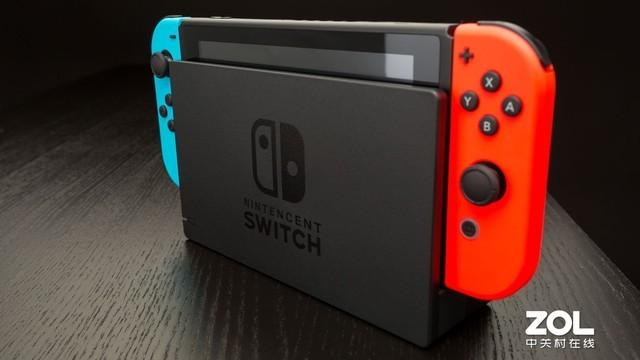 国行 Switch 在即!或将改名为 NinTencent?