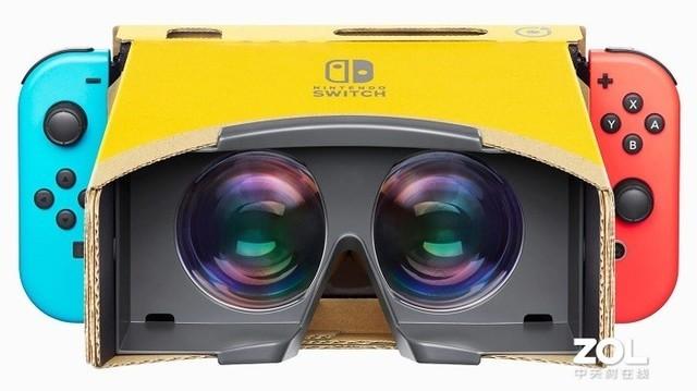 让Switch变身VR设备?任天堂有这个想法