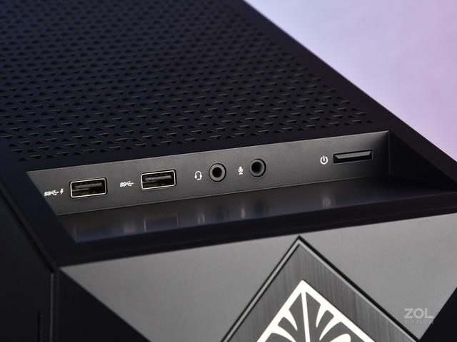 惠普暗影精灵5 Super游戏台式机评测