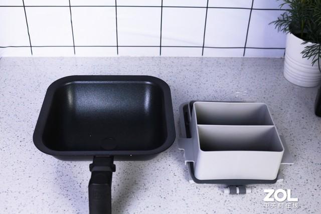 从此告别手动做饭 饭来全自动炒菜机评测