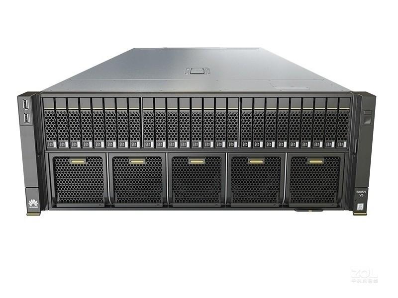 华为FusionServer Pro 5885H V5(Xeon Gold 5118*2/32GB*2/无硬盘)
