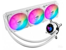 华硕ROG STRIX LC 360 RGB WE小白龙 白色纪念版