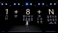 華為Mate Xs(8GB/512GB/全網通/5G版)發布會回顧2