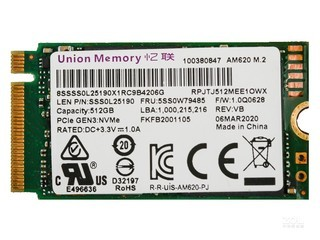 记忆科技AM620(512GB)
