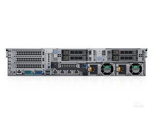 戴尔易安信 PowerEdge R740 机架式服务器(Silver 4110/16GB/1.2TB)