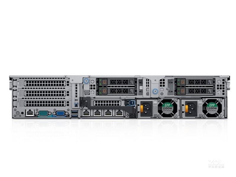 戴尔易安信PowerEdge R740 机架式服务器(Silver 4110/16GB/1.2TB)