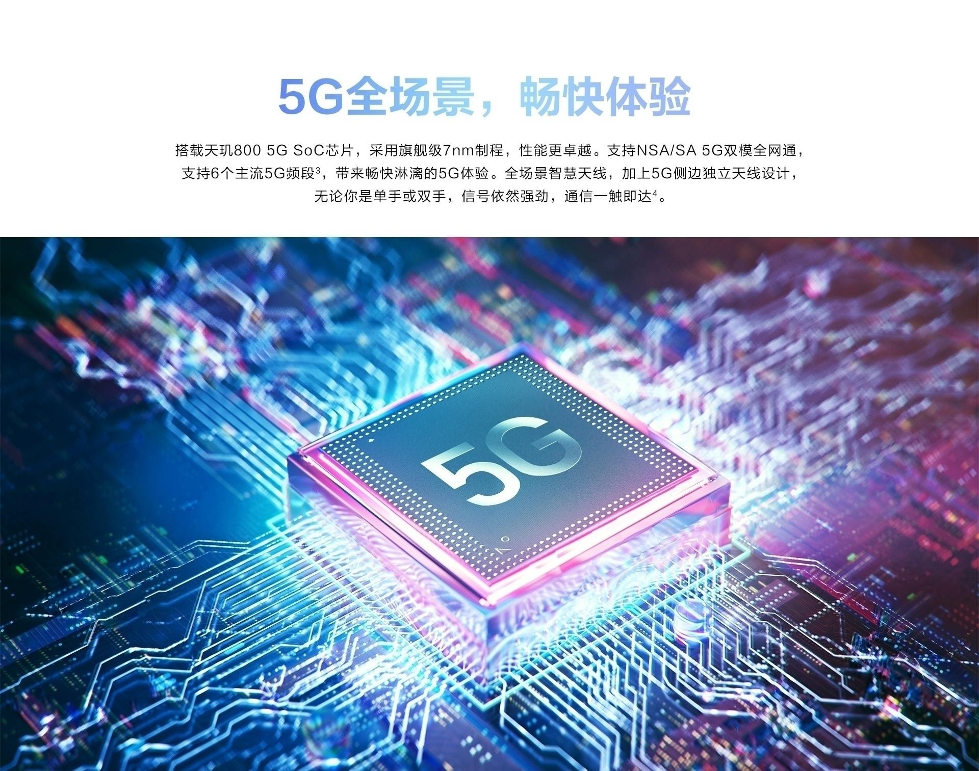 华为畅享20 Pro(6GB/128GB/全网通/5G版)评测图解图片3
