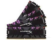 金士顿 骇客神条Predator 32GB(4×8GB)DDR4 3600 RGB灯条