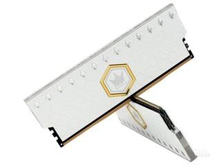 影驰HOF OC Lab 皑钻 RGB 16GB(2×8GB)DDR4 4000