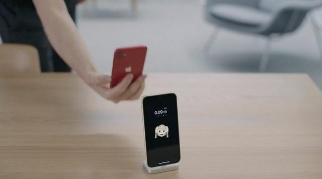 苹果为U1芯片引入Nearby Interaction框架