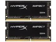 金士顿 骇客神条Impact 32GB(2×16GB)DDR4 3200