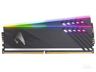 技嘉AORUS 16GB(2×8GB)DDR4 3600