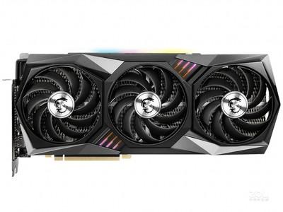 微星 GeForce RTX 3090 GAMING X TRIO 24G