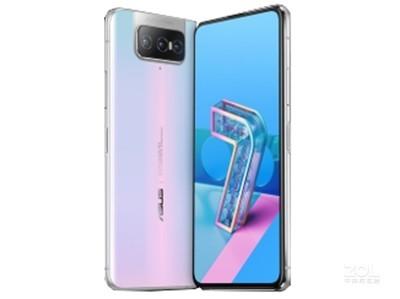 华硕 ZenFone 7(8GB/128GB/全网通/5G版)6.67英寸 高通 骁龙865 6400万像素主摄+1200万像素超广角+800万像素长焦