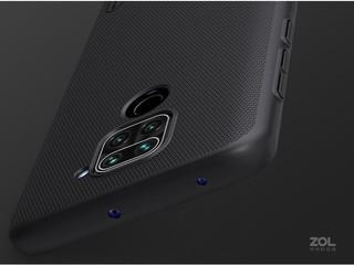 耐尔金红米10X 4G磨砂手机保护套