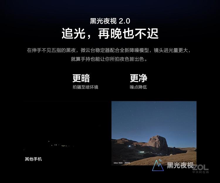 vivo X60(8GB/128GB/全网通/5G版)评测图解产品亮点图片12